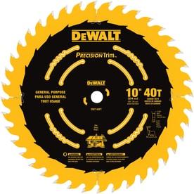 10u0022 40T Precision Trim Blade