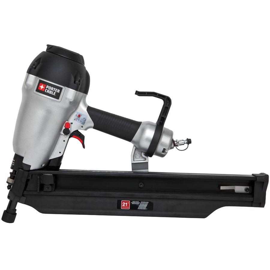 Shop PORTER-CABLE Roundhead Framing Pneumatic Nailer at Lowes.com