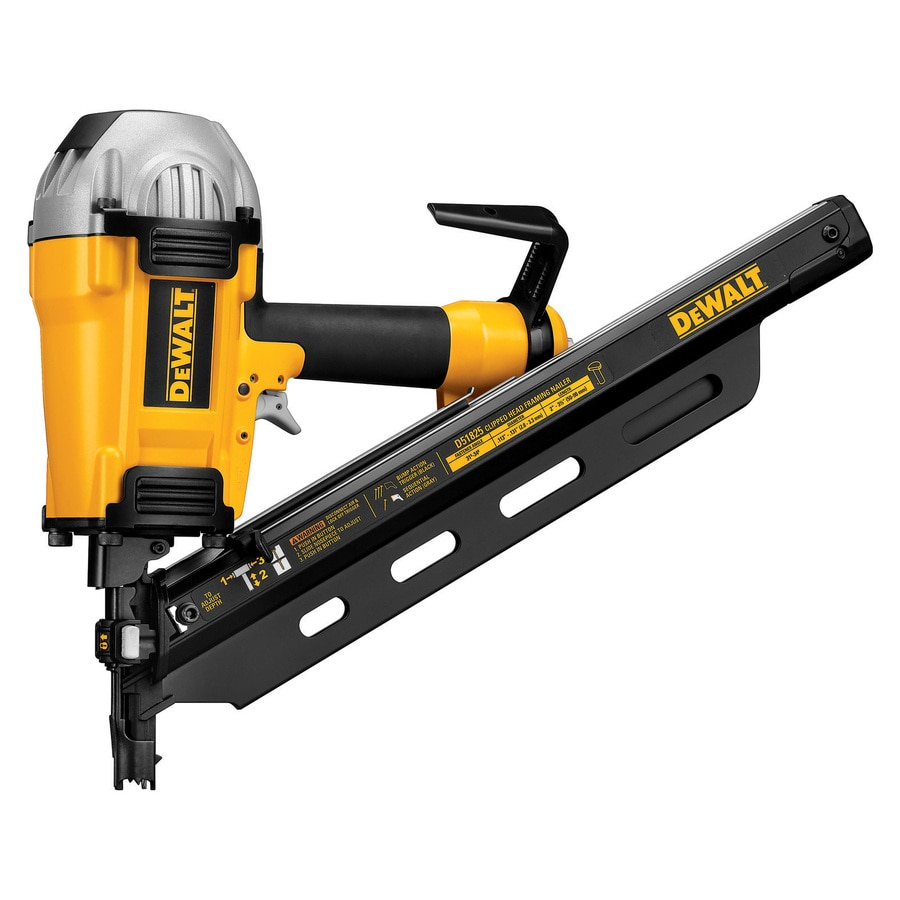 DEWALT Clip Head Framing Pneumatic Nailer