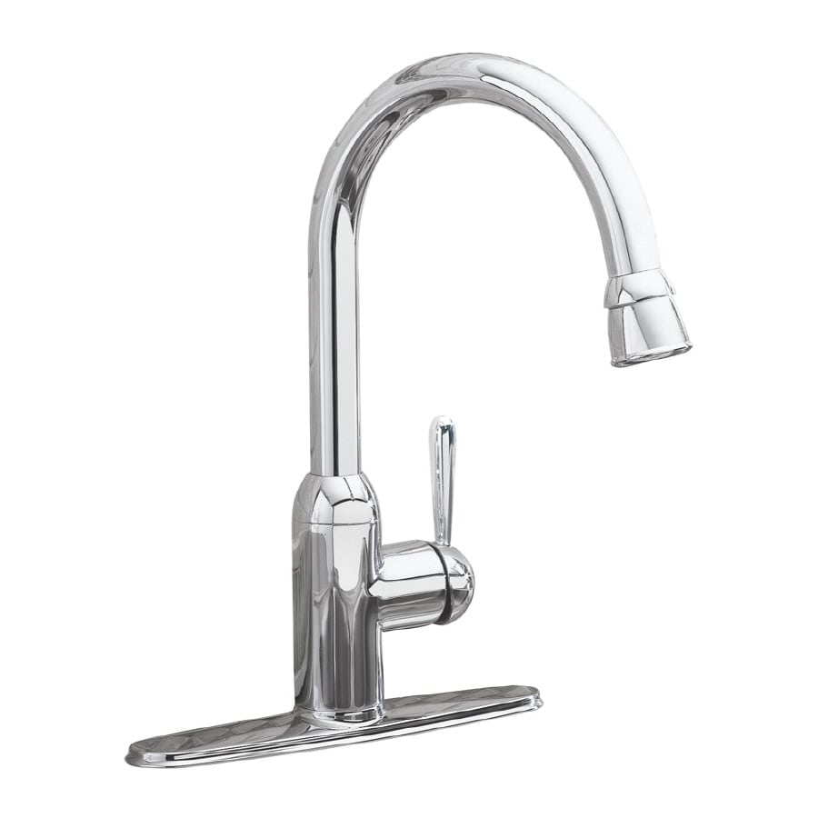 Shop Aquasource 1 Handle Kitchen Faucet At