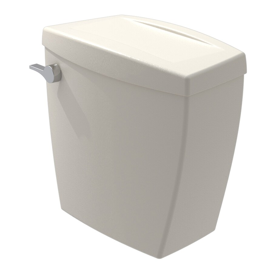 Shop bathroom anywhere bisque 12 in rough in single flush high efficiency for Thetford bathroom anywhere reviews