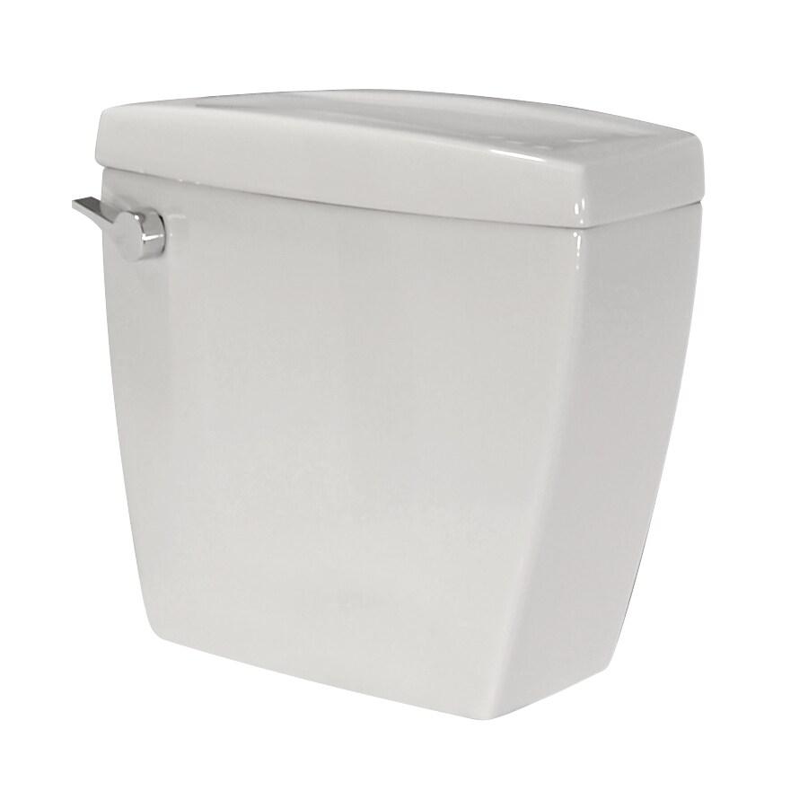Shop Bathroom Anywhere White 1 28 Gpf 4 85 Lpf 12 In