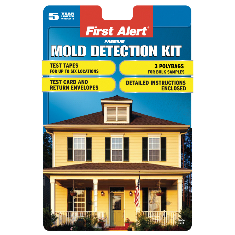First Alert Mold Test Kit