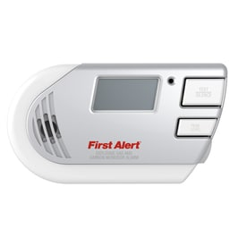 First Alert Dc Plug In Carbon Monoxide Detector With Battery Back Up