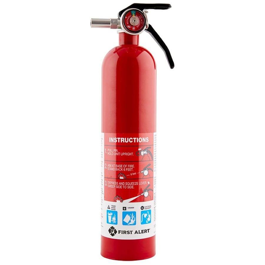 A fire extinguisher for her asshole 4