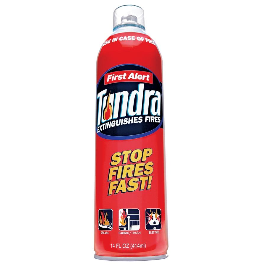 Tundra Fire Extinguishing Spray