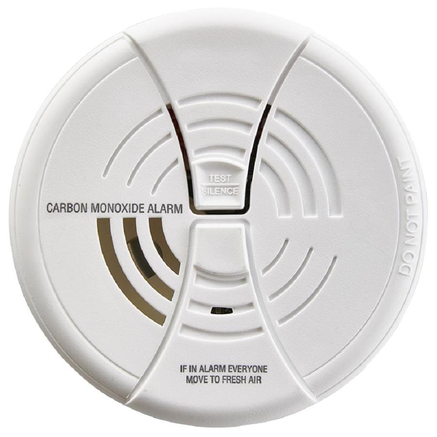 First Alert Battery-Operated Carbon Monoxide Detector