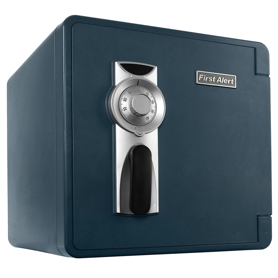 First Alert 1.3-cu ft Combo Safe