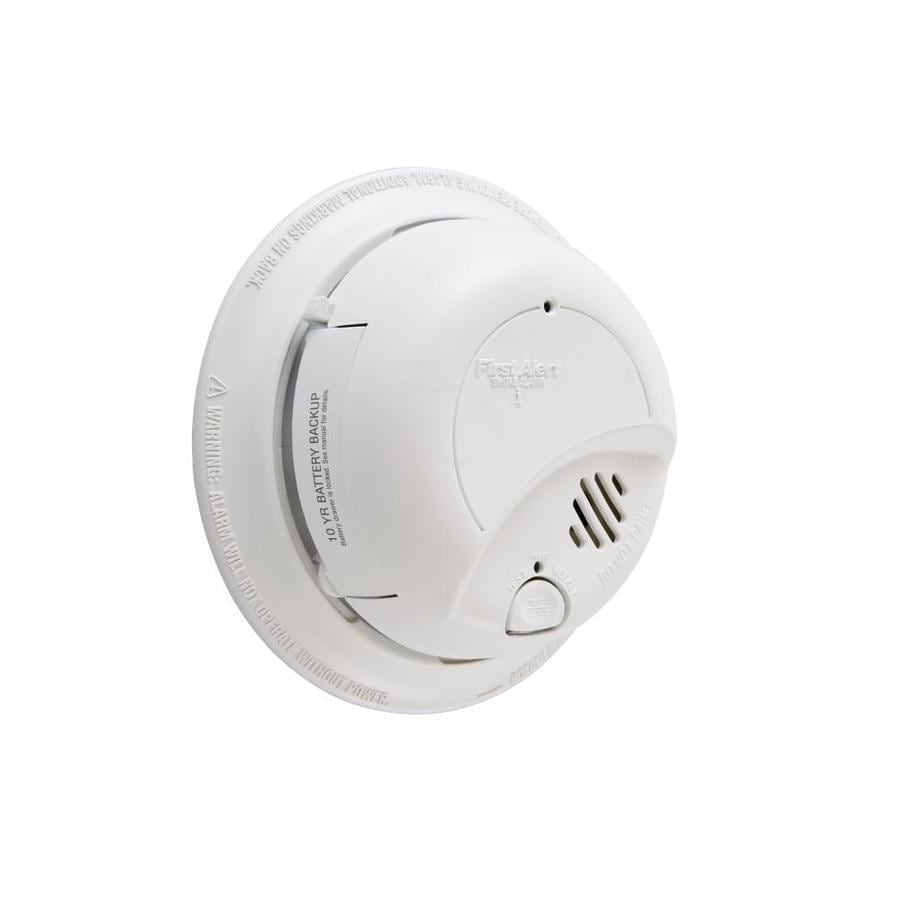 first alert ac hardwired 120volt smoke detector - First Alert Smoke Alarm