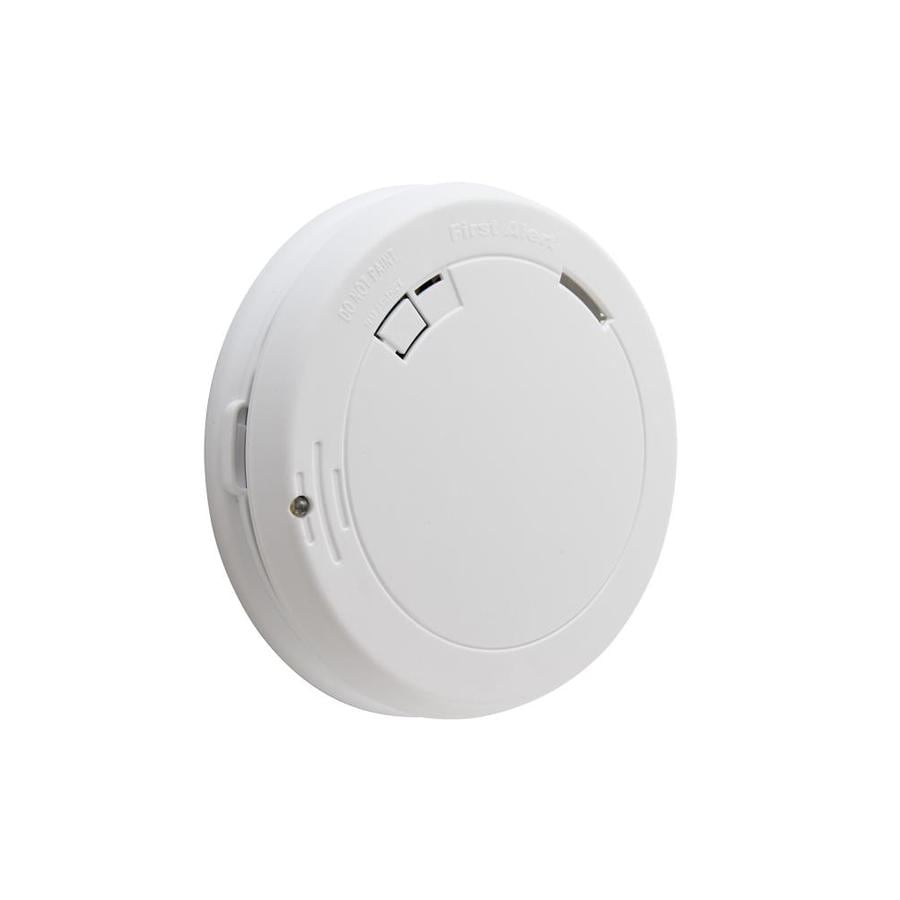 029054017833 shop smoke detectors at lowes com system sensor 2151 wiring diagram at n-0.co