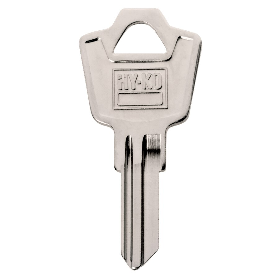Hy-Ko Products Brass Key Blank