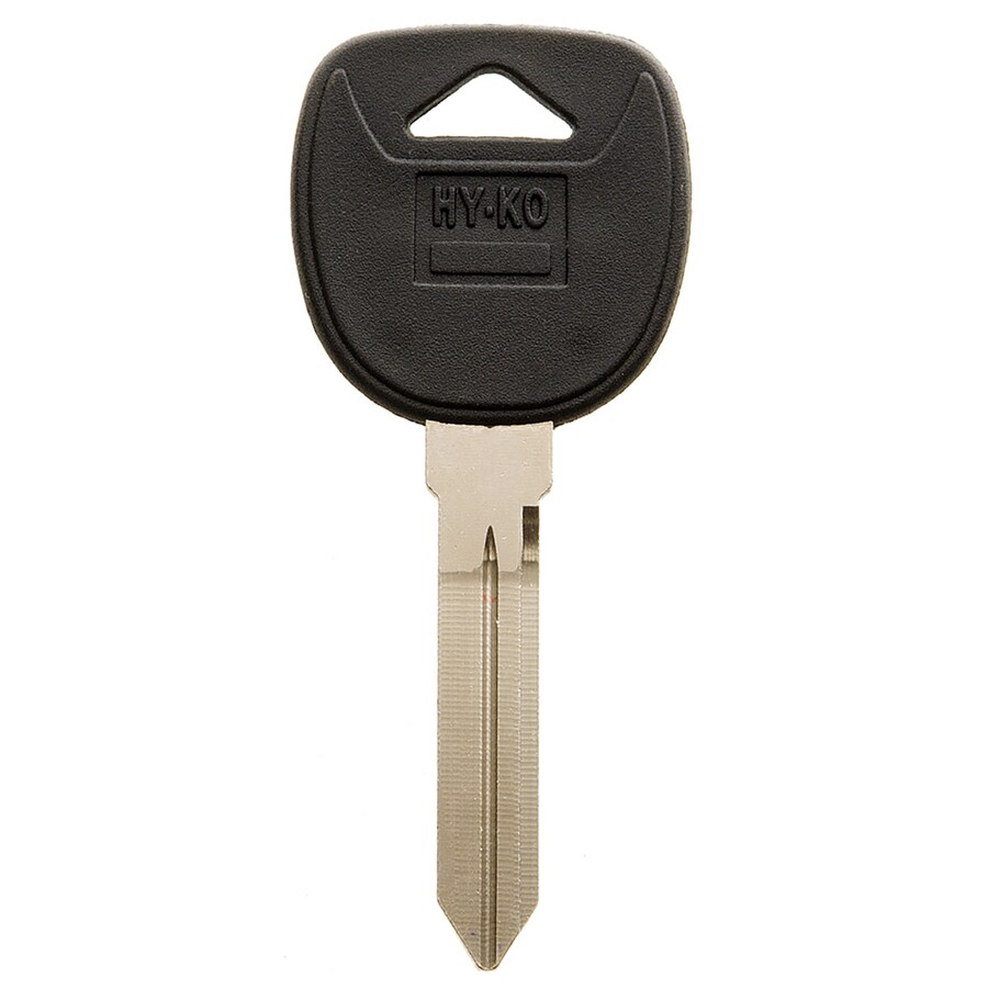 Hy-Ko Products Brass Automotive Key Blank