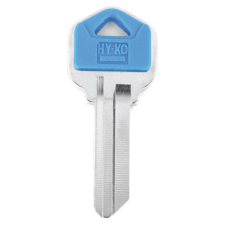 Hy-Ko Products Brass House/Entry Key Blank