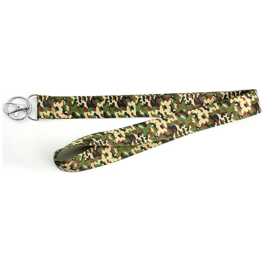Hy-Ko Products Camouflage Lanyard