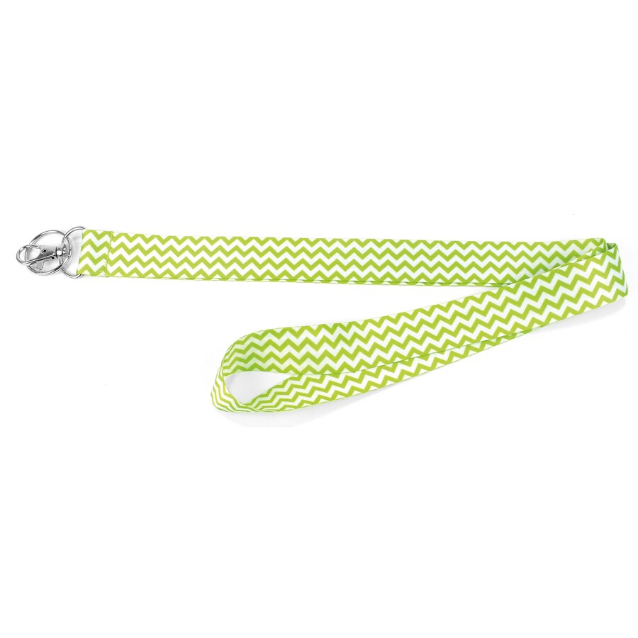 Hy-Ko Products Assorted Green Lanyards