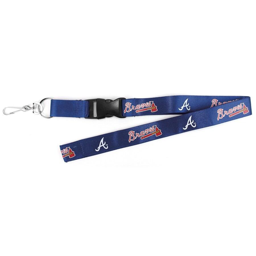 Hy-Ko Products MLB Atlanta Braves Lanyard
