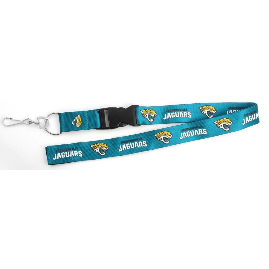 Hy-Ko Products NFL Jacksonville Jaguars Lanyard