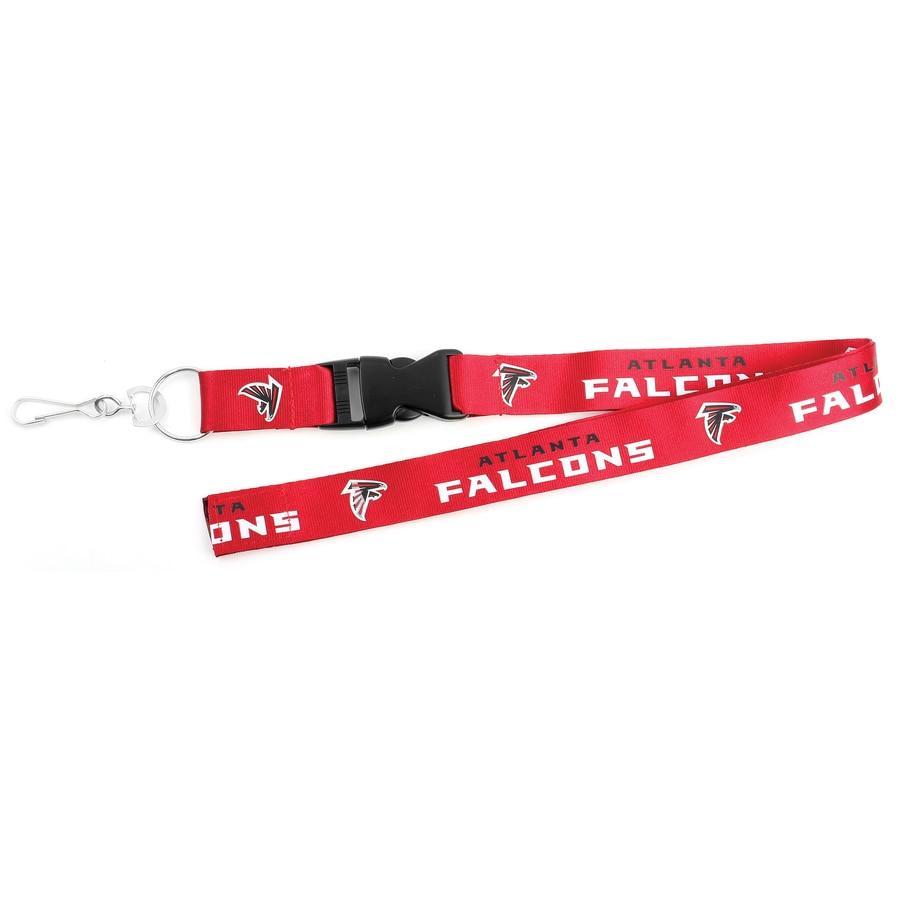 Hy-Ko Products NFL Atlanta Falcons Lanyard