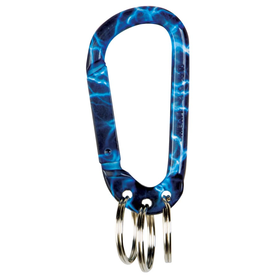 Hy-Ko Products Lightning Design Carabiner