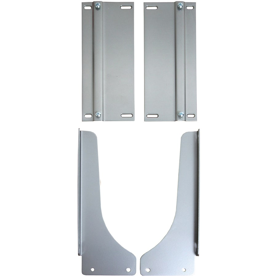 Knape & Vogt 4-in W x 17.5-in H Metal Pull Out Cabinet Door Mounting Kit