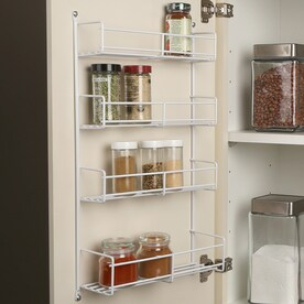 Door Wall Mount Cabinet Organizers At Lowes Com