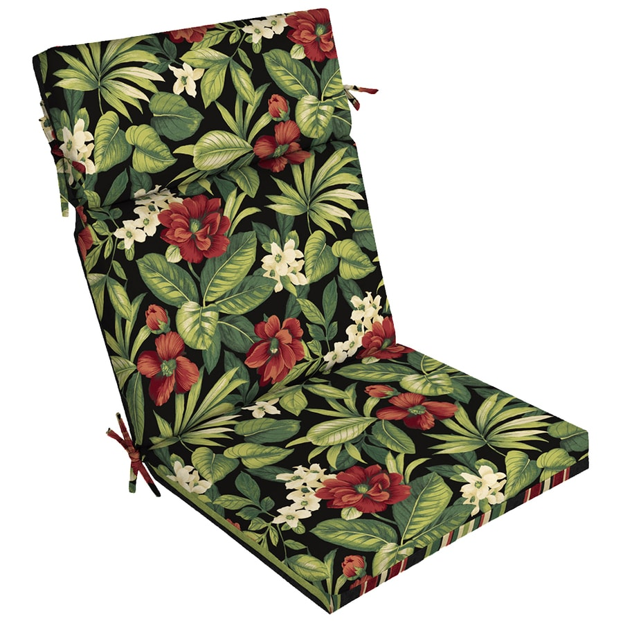 Floral Pattern For Kitchen Chair Cushions  X