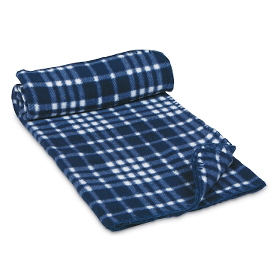 Doskocil Assorted Fleece Rectangular Dog Bed