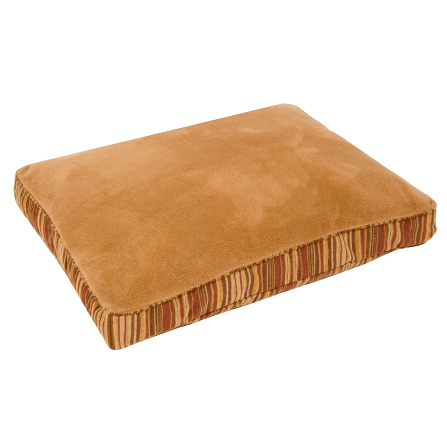 Doskocil Natural Cotton Blend Rectangular Dog Bed