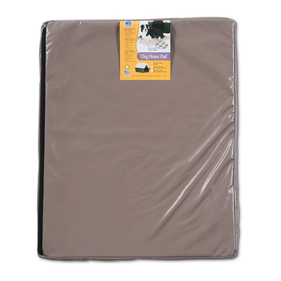 Doskocil Taupe PVC Rectangular Dog Bed