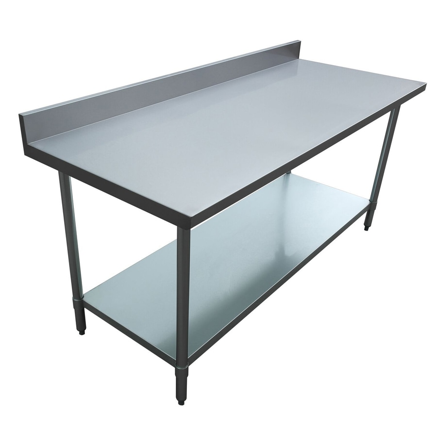 Shop Excalibur Stainless Steel Prep Tables At