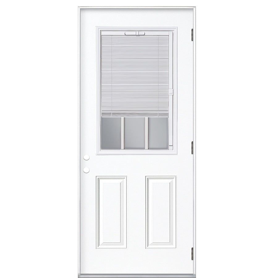 Shop Reliabilt 2 Panel Insulating Core Blinds And Grilles