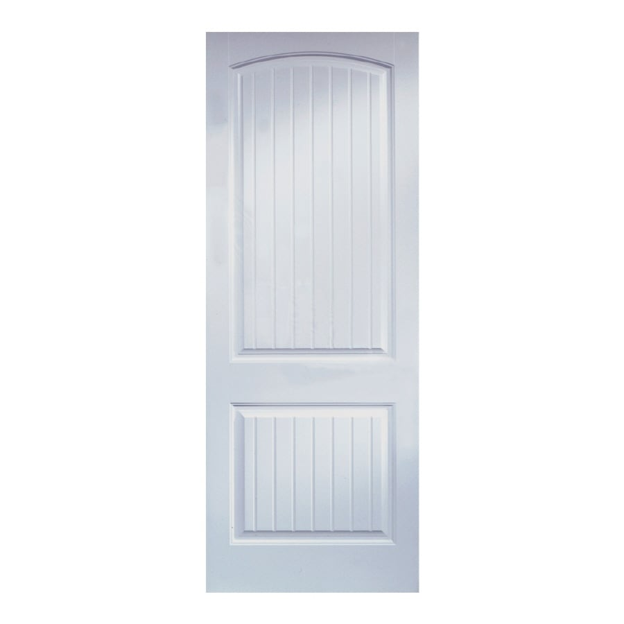 Charmant ReliaBilt Classics Primed Hollow Core Molded Composite Slab Door (Common:  18 In X