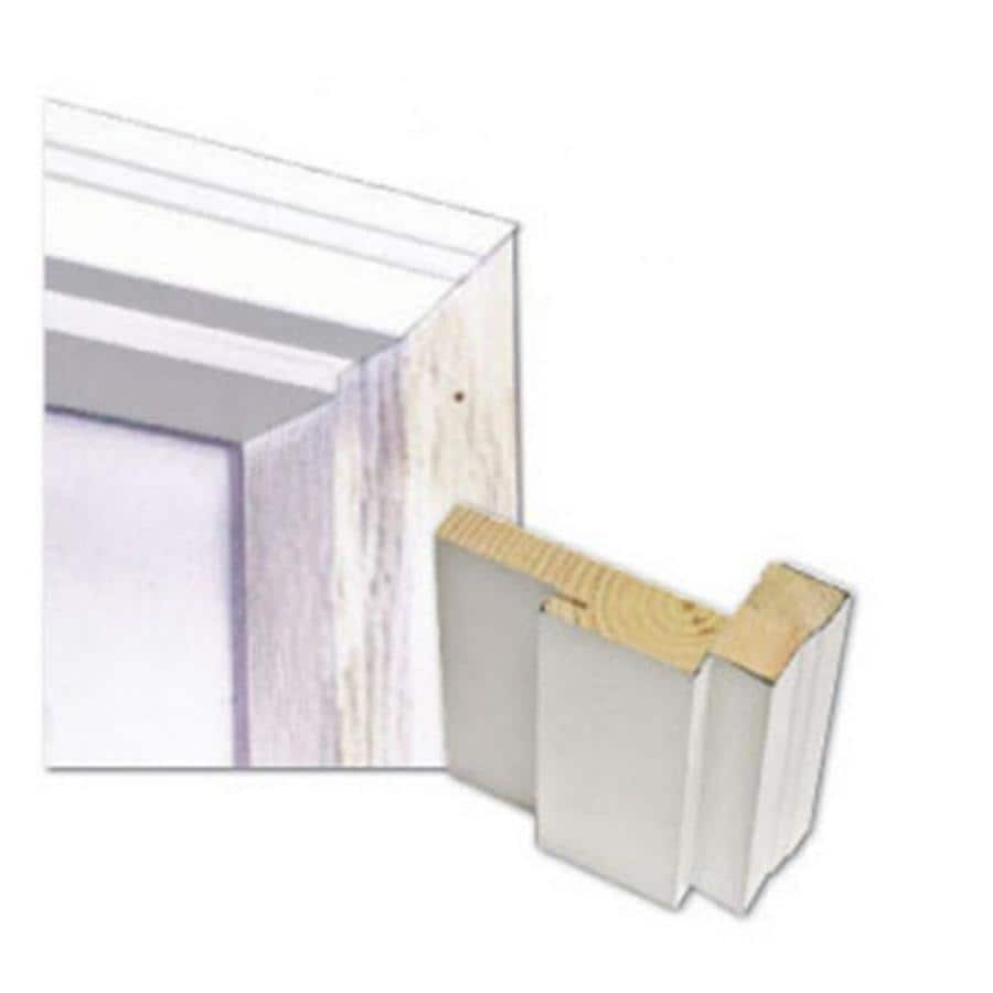 ReliaBilt Fire Resistant Entry Door Frame (Common: 32-in x 80-in; Actual: 33.5-in x 81.5-in)
