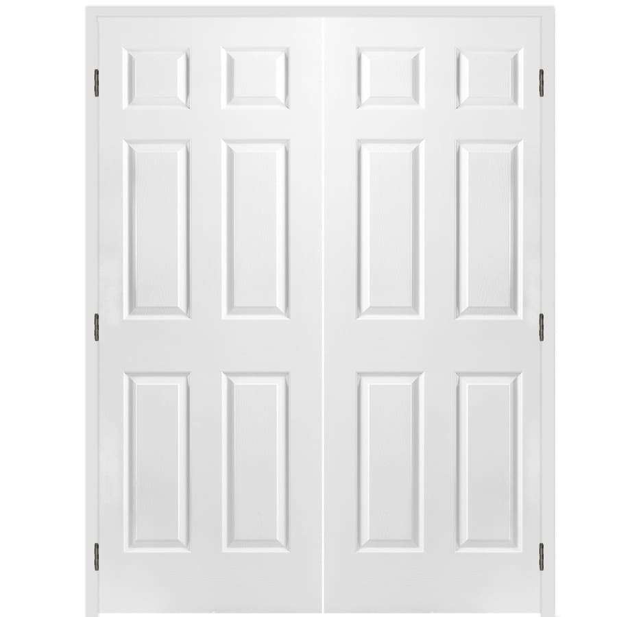 Charmant ReliaBilt Classics 6 Panel Slab Interior Door (Common: 36 In X 80