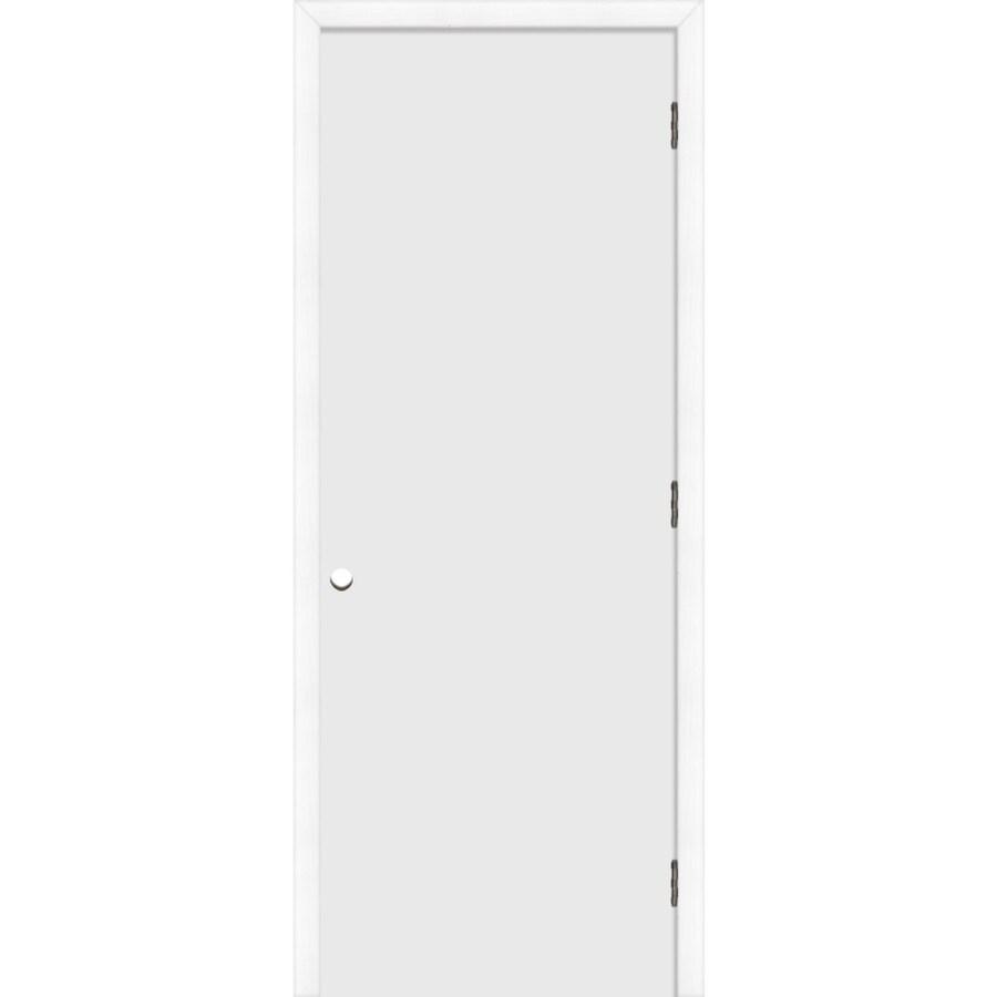 Shop reliabilt prehung hollow core flush interior door - Hollow core flush interior doors ...