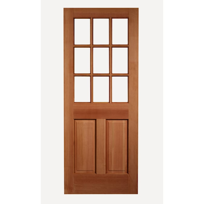 Masonite 36 In X 80 In Wood Half Lite Universal Reversible Unfinished Slab Front Door In The Front Doors Department At Lowes Com You can find these home fixtures in different sizes and. lowe s
