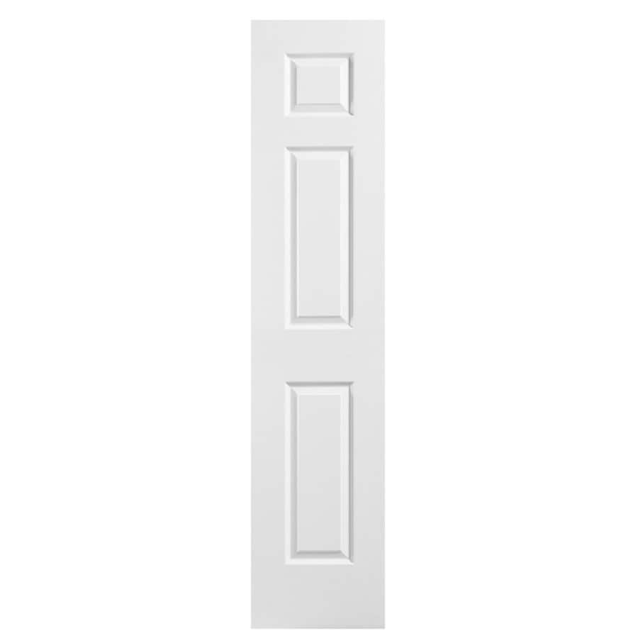Ordinaire Masonite Primed 6 Panel Hollow Core Molded Composite Slab Door (Common: 18