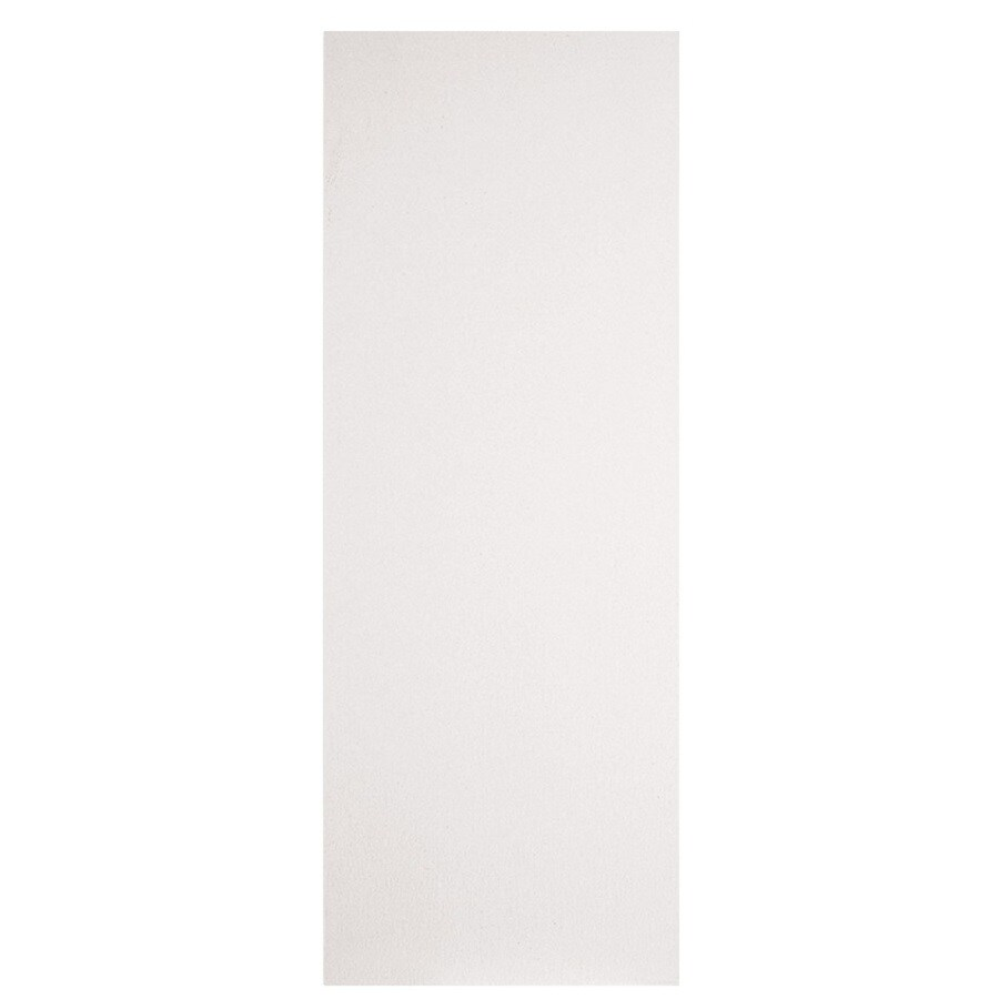 Masonite Classics Flush Slab Interior Door (Common: 36-in x 80-in; Actual: 36-in x 80-in)