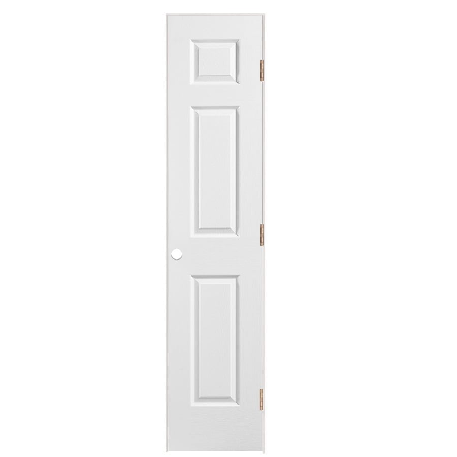 Shop masonite classics 6 panel single prehung interior for 18 six panel interior door