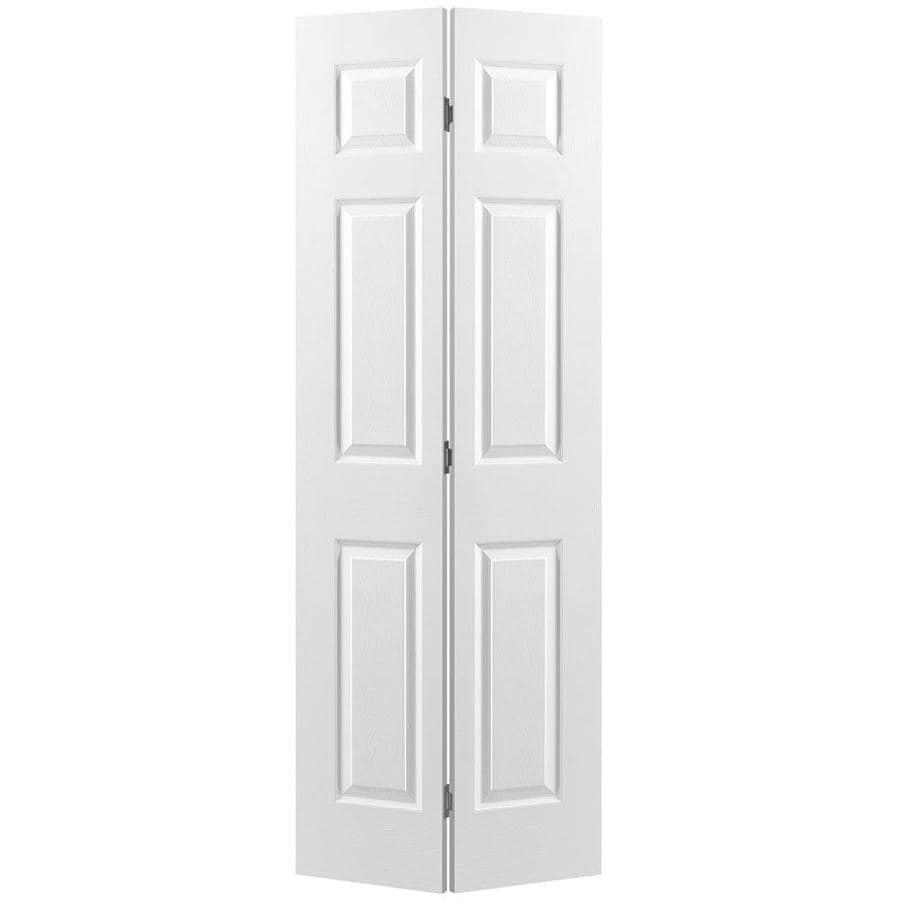 Shop masonite classics primed hollow core molded composite for 18 x 80 closet door
