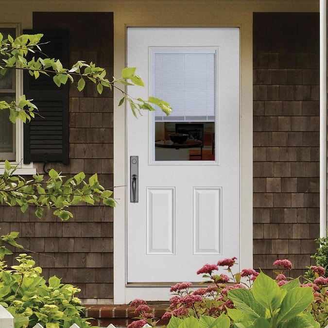 Lowes Exterior Doors Masonite : Creating distinctive door styles that complement any home and taste.
