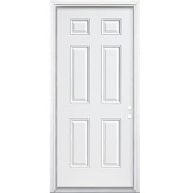 Shop Entry Doors at Lowes.com on 36 inch exterior door lowes, 28 inch exterior door lowes, 30 inch fiberglass exterior door,