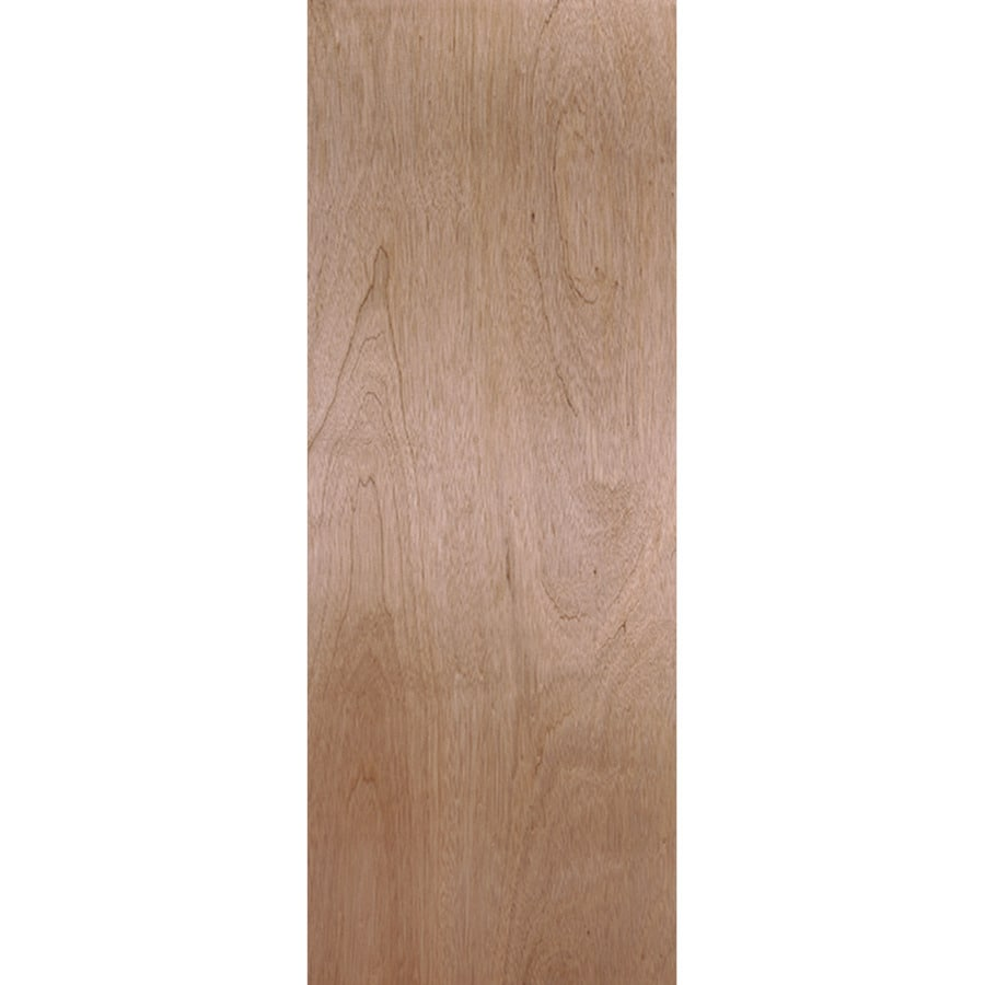 Masonite Reversible Wood Prehung Entry Door with Insulating Core (Common: 30-in x 80-in; Actual: 30-in x 80-in)