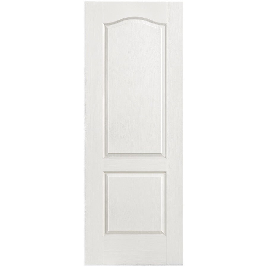 Masonite Classics Primed Hollow Core Molded Composite Slab Interior Door (Common: 36-in x 80-in; Actual: 36-in x 80-in)