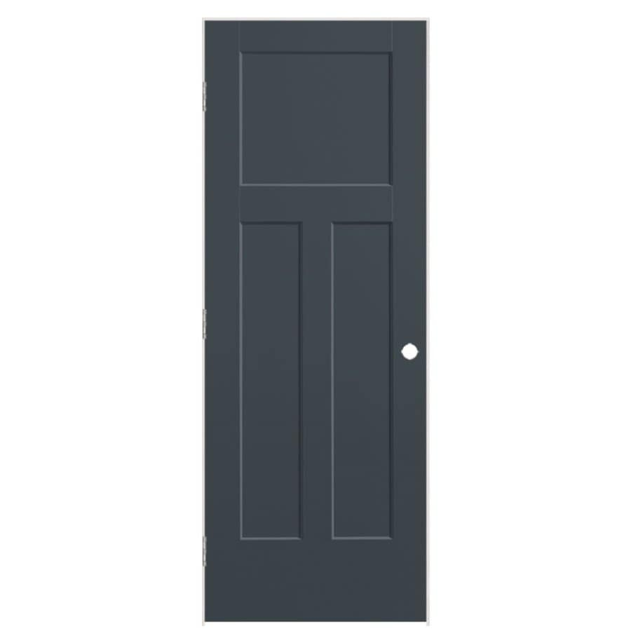 Shop masonite winslow slate hollow core molded composite for Www masonite com interior doors