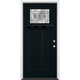 Black Entry Doors At Lowes Com
