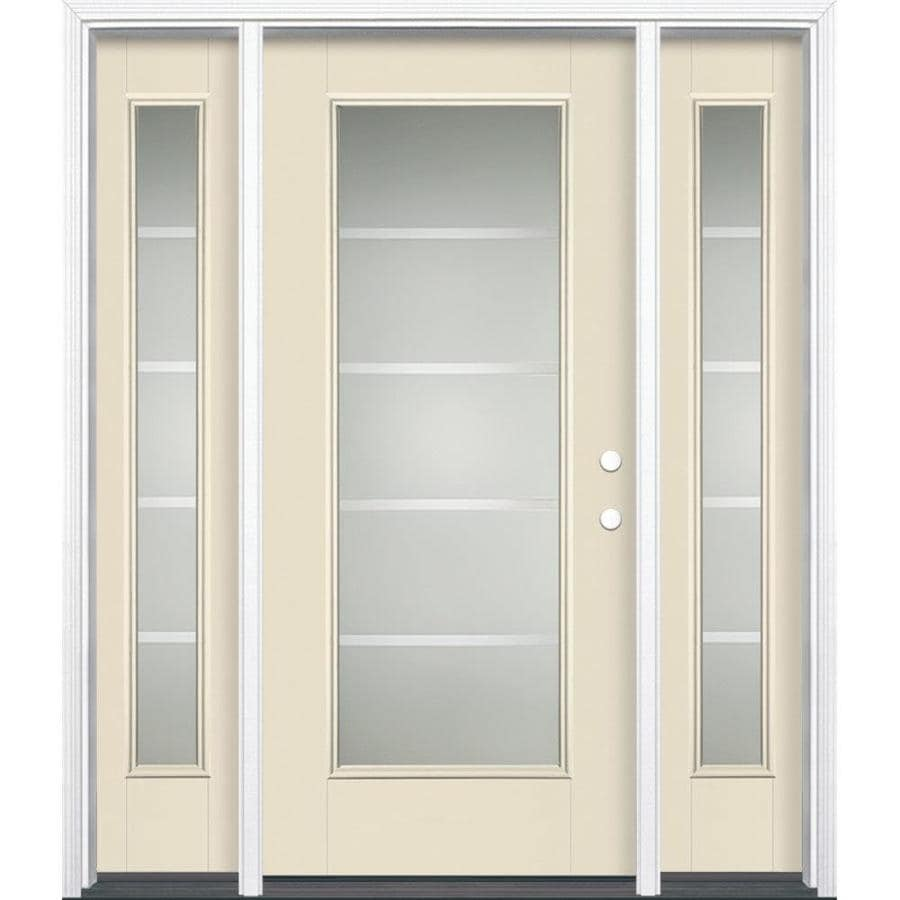 Masonite entry door with sidelights floors doors for Masonite exterior doors
