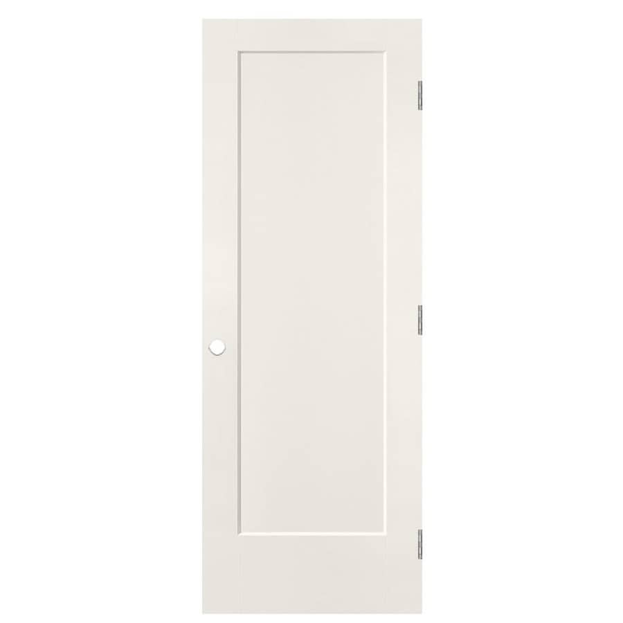 Masonite Heritage White Hollow Core Molded Composite Prehung Interior Door (Common: 36-in x 80-in; Actual: 37.5-in x 81.5-in)
