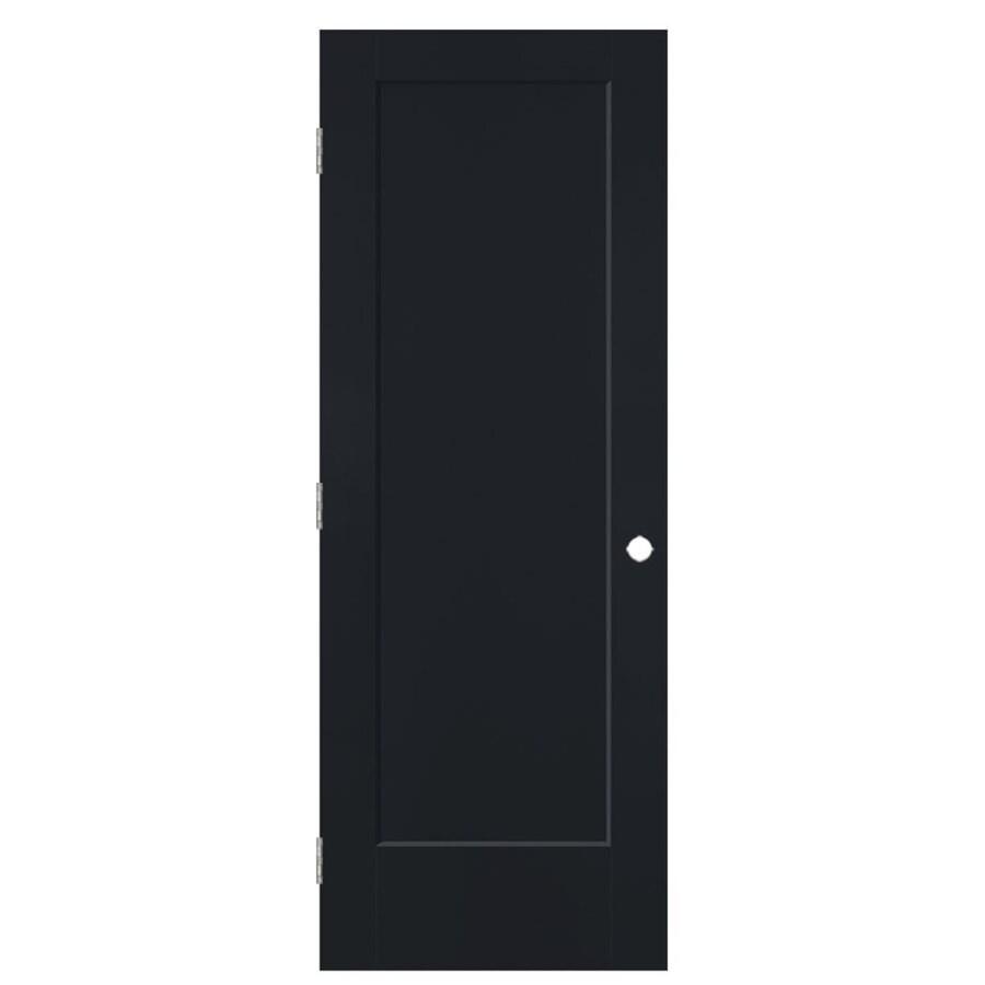 Masonite Heritage Midnight Hollow Core Molded Composite Prehung Interior Door (Common: 28-in x 80-in; Actual: 29.5-in x 81.5-in)
