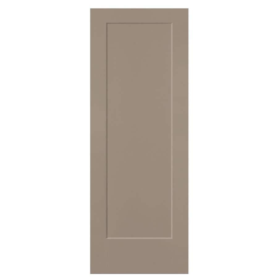Masonite Lincoln Park Sand Piper Hollow Core Molded Composite Slab Interior Door (Common: 32-in x 80-in; Actual: 32-in x 80-in)